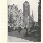 MR  C: Jopengasse und Marienkirche, Danzig (ohne Dat.)